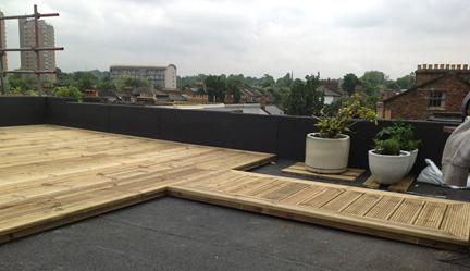 Flat Roofing Specialists London Chris Ball Roofing