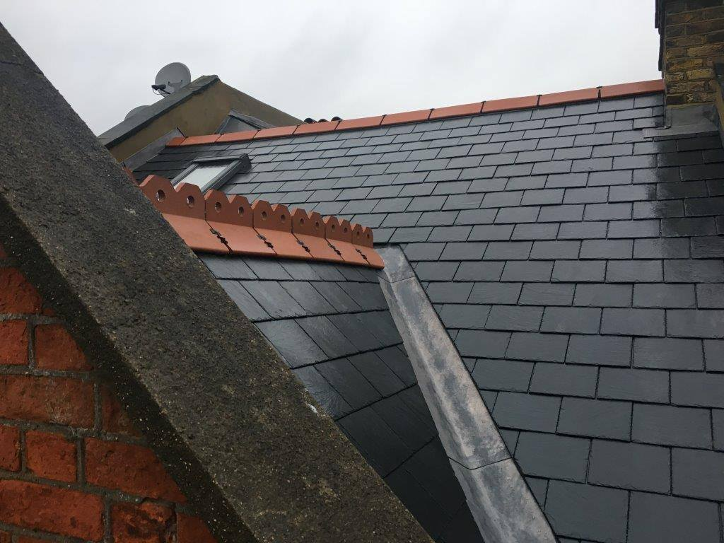 Natural And Man Made Slates Chris Ball Roofing