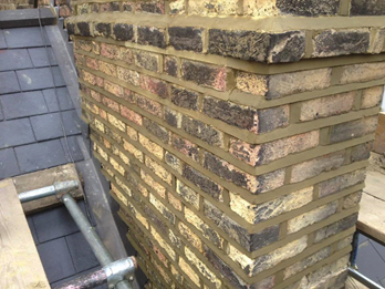 Repointing Amp Rendering Chris Ball Roofing