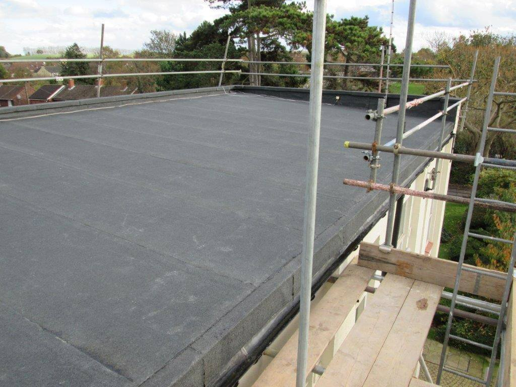 Flat Roofing Chris Ball Roofing